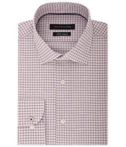 Tommy Hilfiger Mens THFlex Button Up Dress Shirt