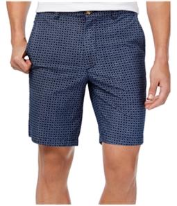 Club Room Mens Foulard Casual Chino Shorts