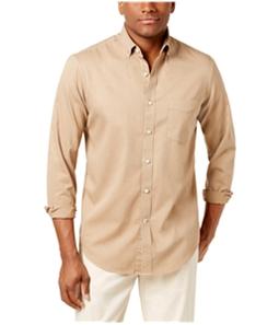 Club Room Mens Adams Button Up Shirt