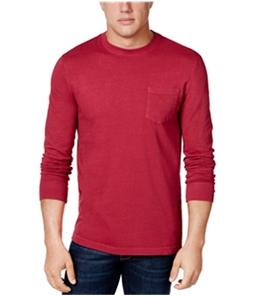 Club Room Mens Garment-Dyed Basic T-Shirt