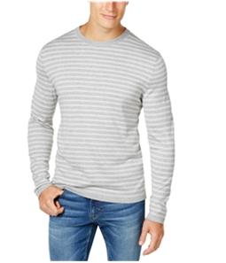 Club Room Mens Silk Blend Knit Basic T-Shirt