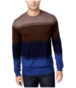 Club Room Mens Colorblocked Pullover Sweater