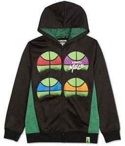 Nickelodeon Boys TMNT Fleece Hoodie Sweatshirt