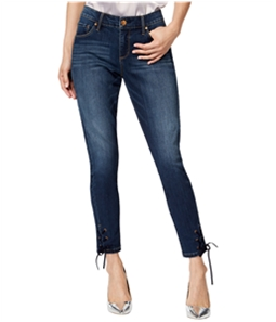 Vintage America Womens Wonderland Ankle Skinny Fit Jeans