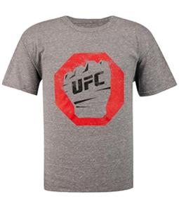 UFC Boys Distressed Fist Graphic T-Shirt