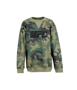 UFC Boys Camo Fleece Pullover Sweatshirt