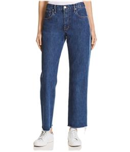 Elizabeth and James Womens Holden Wide Leg Jeans