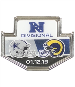 WinCraft Unisex Divisional Match Up Pin Brooche