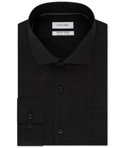 Calvin Klein Mens Infinite Button Up Dress Shirt