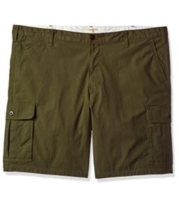 Dockers Mens Big & Tall Casual Cargo Shorts