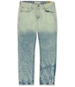 Ecko Unltd. Mens Roxy Wash Faded Denim Slim Fit Jeans