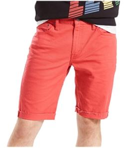 Levi's Mens 511 Slim-Fit Cutoff Casual Denim Shorts