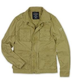 Ecko Unltd. Mens Mastery Military Jacket