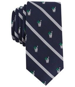 bar III Mens Mint Jule Self-tied Necktie