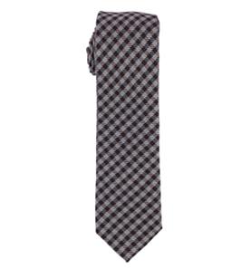bar III Mens Plaid Self-tied Necktie