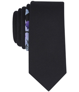 bar III Mens Wanica Floral Self-tied Necktie