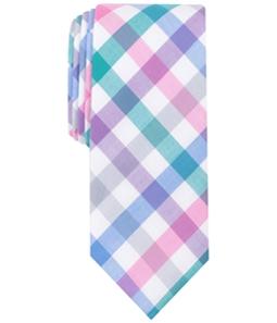 bar III Mens Bold Color Self-tied Necktie