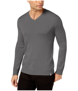 Calvin Klein Mens LS Knit Pullover Sweater