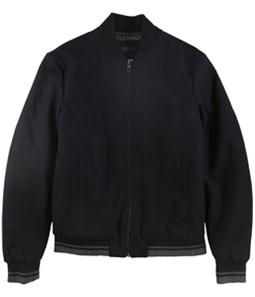 Calvin Klein Mens Full Zip Bomber Jacket
