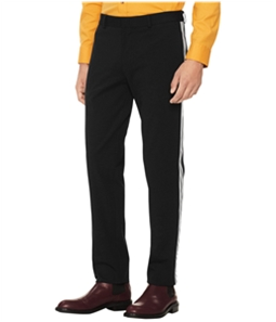 Calvin Klein Mens Side Seam Taped Casual Trouser Pants