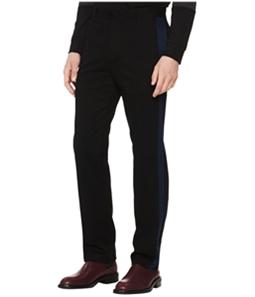 Calvin Klein Mens Stripe Casual Trouser Pants