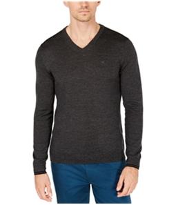 Calvin Klein Mens Extra Fine Merino Pullover Sweater