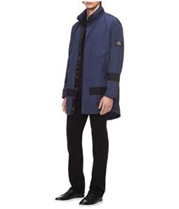 Calvin Klein Mens Stripe Jacket