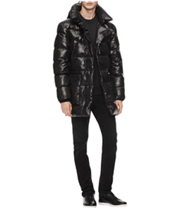 Calvin Klein Mens Oversized Puffer Jacket