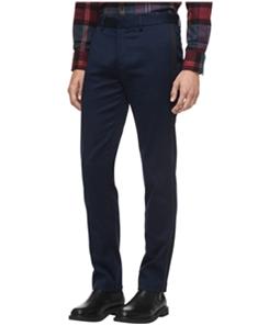 Calvin Klein Mens Taped Seam Stretch Dress Pants Slacks