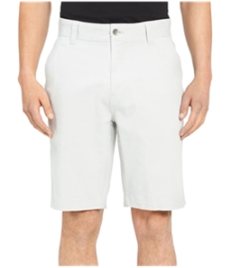 Calvin Klein Mens Solid Brushed Casual Chino Shorts
