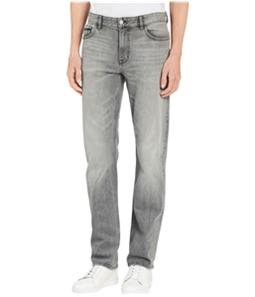 Calvin Klein Mens Santa Clara Straight Leg Jeans