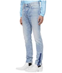 Calvin Klein Mens 015 Rigid Skinny Fit Jeans