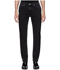 Calvin Klein Mens Side Stripe Slim Fit Jeans