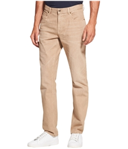 DKNY Mens Solid Slim Fit Jeans