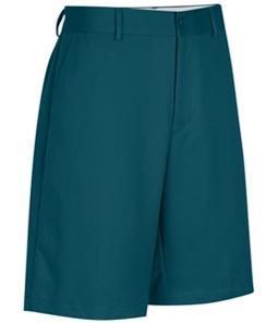 Greg Norman Mens Microfiber Casual Chino Shorts