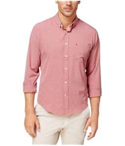 IZOD Mens Performance Advantage Button Up Shirt