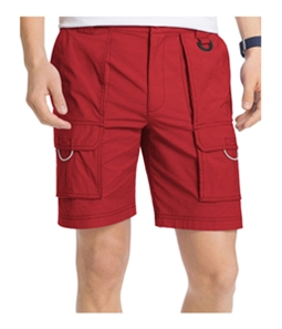 IZOD Mens Surfcaster Frontal Casual Cargo Shorts