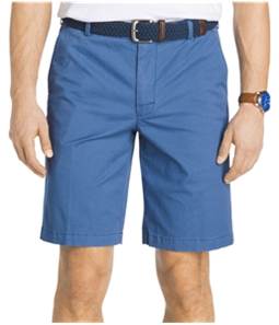 IZOD Mens Stretch Casual Chino Shorts