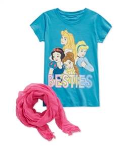 Disney Girls Besties 2 Piece Graphic T-Shirt