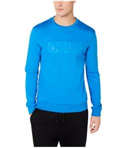 Hugo Boss Mens Backward Logo Sweatshirt