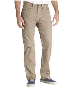 Levi's Mens 505 Twill Regular Fit Jeans