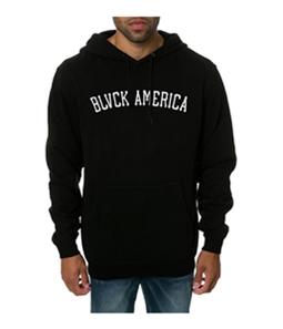 Black Scale Mens The Blvck America Hoodie Sweatshirt