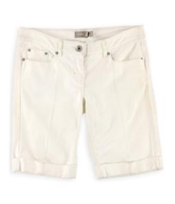 MNG Womens Cotton Casual Denim Shorts