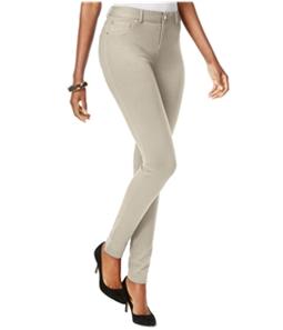 I-N-C Womens Skinny-Leg Ponte Casual Trouser Pants