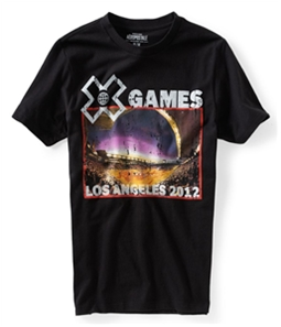 Aeropostale Mens X-games La 2012 Graphic T-Shirt