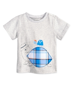 First Impressions Boys Turtle Graphic T-Shirt