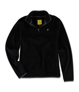 Aeropostale Mens Logo Fleece Jacket