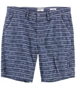 William Rast Mens Baine Slim Casual Chino Shorts