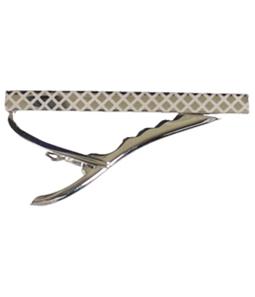 Kenneth Cole Mens Diamond Tie Bar Clip