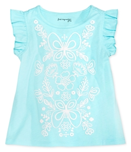 First Impressions Girls Butterfly Tank Top